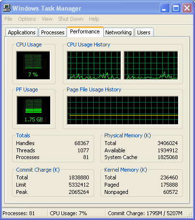 PowerDVD 10: VC-1 CPU Usage