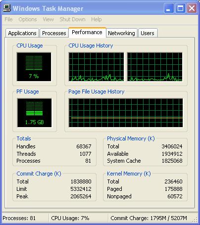 PowerDVD 10: VC-1 CPU Usage