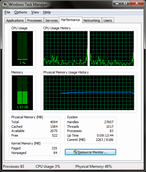 PowerDVD 11: VC-1 CPU Usage