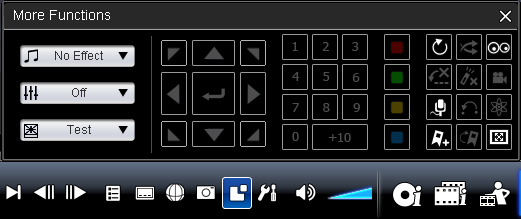 PowerDVD 8: More Functions