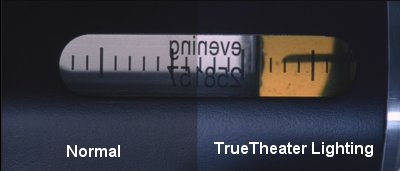 PowerDVD 8: TrueTheater Lighting Comparison