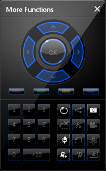 PowerDVD 9: More Functions