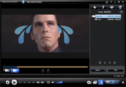 PowerDVD 9: Movie Remix