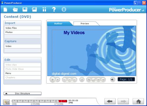 PowerProducer: Content
