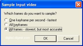 VirtualDub: DeLogo - Sample Video