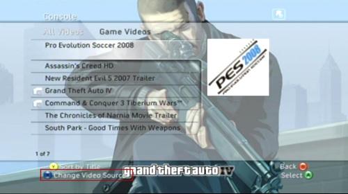 Xbox 360: Media - Video