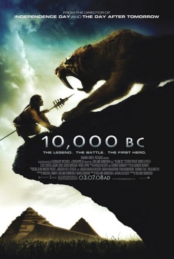 10,000 B.C. - H.264 HD 720p Theatrical Trailer
