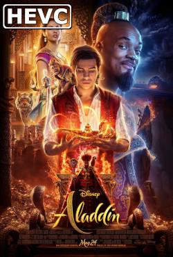 Aladdin - HEVC H.265 HD 1080p Theatrical Trailer #2