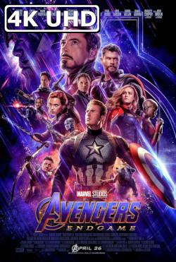 Avengers: Endgame - HEVC H.265 UHD IMAX Trailer