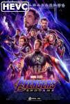 Avengers: Endgame - HEVC H.265 HD 1080p Theatrical Trailer #2: HEVC HD 1920x812
