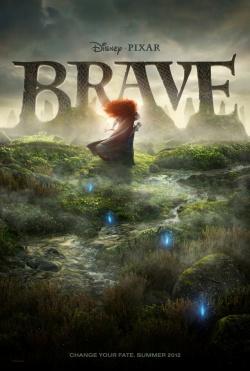 Brave - H.264 HD 1080p Theatrical Trailer