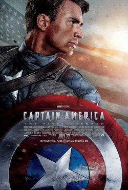 Captain America: The First Avenger - H.264 HD 1080p Theatrical Trailer #2