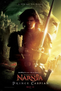 The Chronicles of Narnia: Prince Caspian - H.264 HD 720p Theatrical Trailer