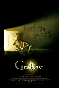 Coraline - H.264 HD 1080p Theatrical Trailer