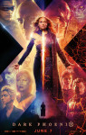 Movie Poster for Dark Phoenix - H.264 HD 1080p Theatrical Trailer #2