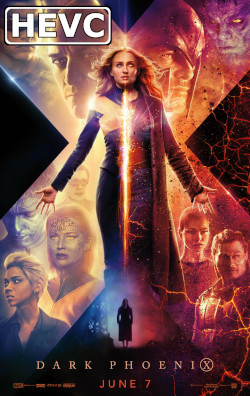 Dark Phoenix - HEVC H.265 HD 1080p Theatrical Trailer
