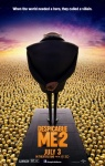 Movie Poster for Despicable Me 2 - H.264 HD 1080p Theatrical Trailer #2