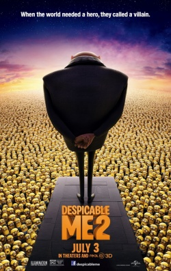 Despicable Me 2 - H.264 HD 1080p Theatrical Trailer #2