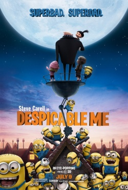 Despicable Me - H.264 HD 1080p Theatrical Trailer #2