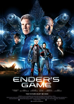 Ender's Game - H.264 HD 1080p Theatrical Trailer