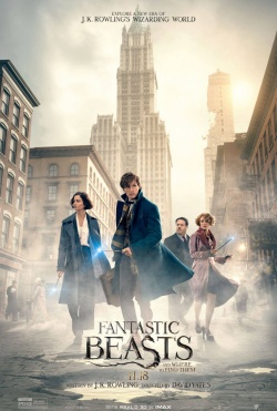 Fantastic Beasts and Where to Find Them - (ProRes Source) H.264 1080p Trailer #3