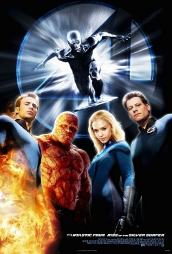 Fantastic Four: Rise of the Silver Surfer - H.264 HD 720p Theatrical Trailer