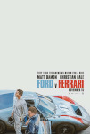 Movie Poster for Ford v Ferrari - H.264 HD 1080p Theatrical Trailer