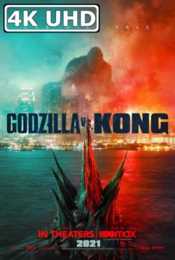 Godzilla vs. Kong - HEVC/MKV 4K Ultra HD Trailer