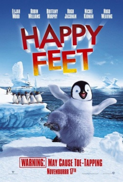"Happy Feet - H.264 HD 720p ""Jump 'N Move"" Teaser Trailer"