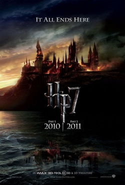 Harry Potter and the Deathly Hallows: Part 1 - H.264 HD 1080p Theatrical Trailer