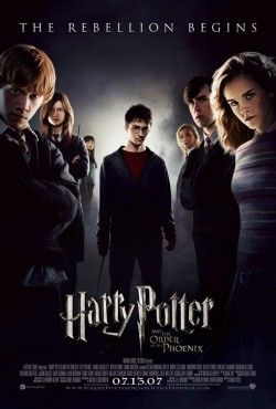 Harry Potter and the Order of the Phoenix - H.264 HD 720p Teaser Trailer