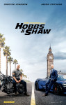 Movie Poster for Fast & Furious Presents: Hobbs & Shaw - H.264 HD 1080p Theatrical Trailer #2