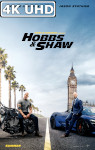 Movie Poster for Fast & Furious Presents: Hobbs & Shaw - HEVC H.265 4K Theatrical Trailer #2