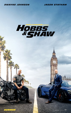 Fast & Furious Presents: Hobbs & Shaw - H.264 HD 1080p Theatrical Trailer #2