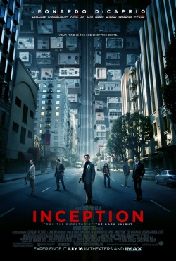 Inception - H.264 HD 1080p Theatrical Trailer #2