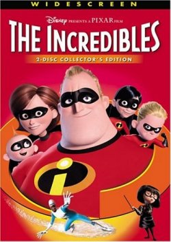 Incredibles, The - Theatrical Trailer 1