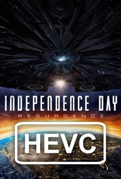 Independence Day: Resurgence - HEVC H.265 1080p Theatrical Trailer #2