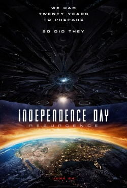 Independence Day: Resurgence - H.264 HD 1080p Theatrical Trailer #2