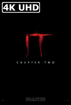 It: Chapter Two - HEVC H.265 4K Ultra HD Teaser Trailer