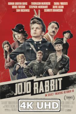 Jojo Rabbit - HEVC/MKV 4K Ultra HD Teaser Trailer