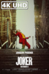 Movie Poster for Joker - HEVC/MKV 4K Ultra HD Theatrical Trailer #1