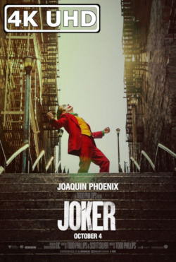 Joker - HEVC/MKV 4K Ultra HD Theatrical Trailer #1