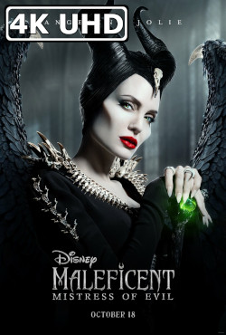 Maleficent: Mistress of Evil - HEVC H.265 4K Ultra HD Theatrical Trailer