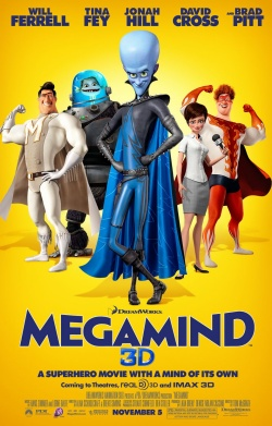 Megamind - H.264 HD 1080p Theatrical Trailer