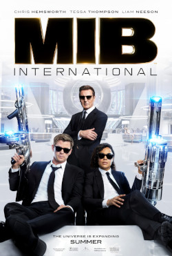 Men in Black: International - H.264 HD 1080p Theatrical Trailer #3