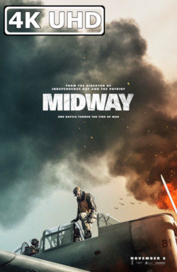 Midway - HEVC H.265 4K Ultra HD Theatrical Trailer