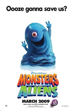 Monsters vs. Aliens - H.264 HD 1080p Theatrical Trailer