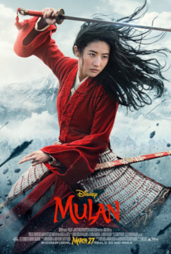 Mulan - H.264 HD 1080p Theatrical Trailer #2