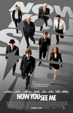 Now You See Me - H.264 HD 1080p Theatrical Trailer