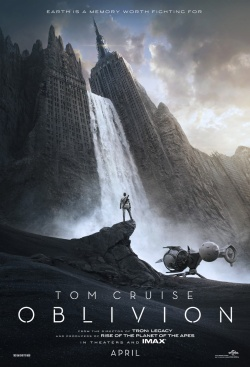 Oblivion - H.264 HD 1080p Theatrical Trailer